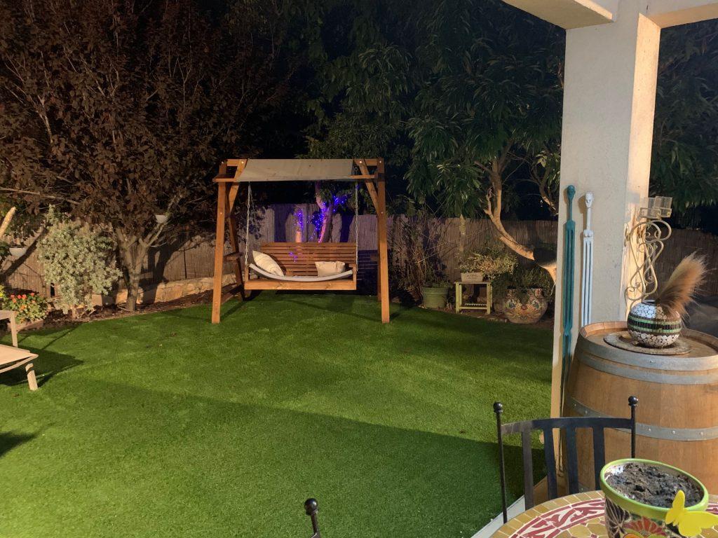 איך להתקין דשא סינטטי